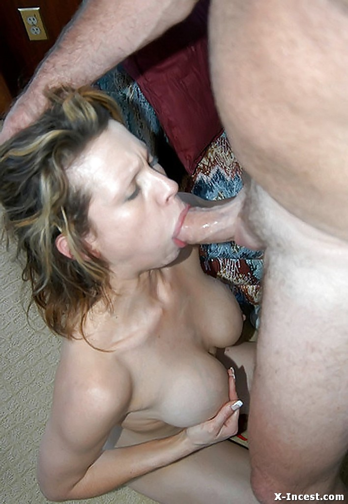 Horny relatives sharing and caring