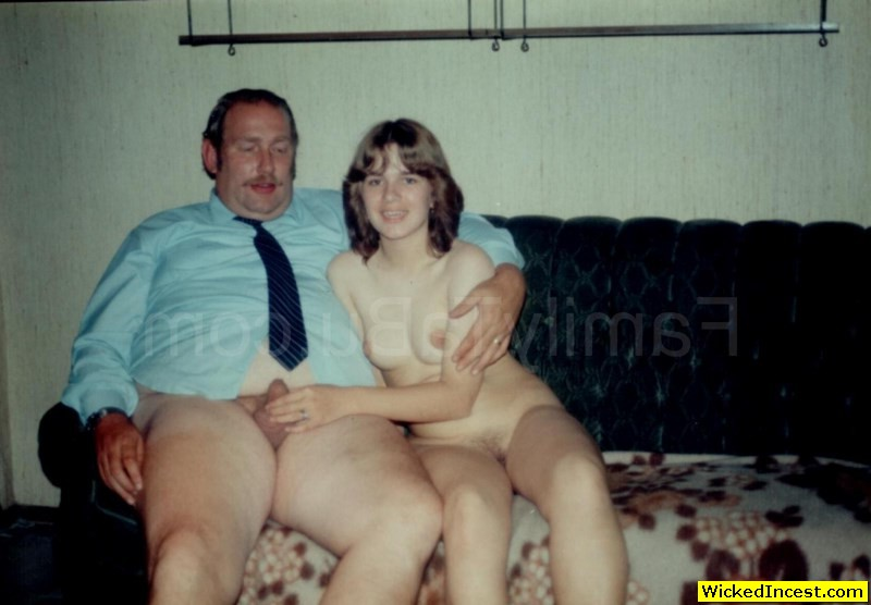 Homemade real father fucks daughter